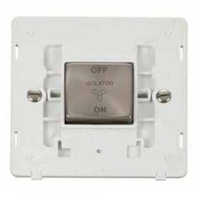 Click Definity 3 Pole Fan Isoloation Switch Insert SIN520PWBS