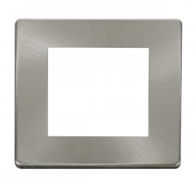 Click Definity Single Media Plate 2G Cover Plate SCP311BS