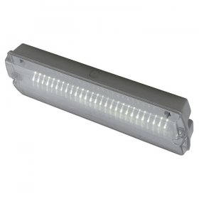 Ansell Guardian 6500K LED Emergency Bulkhead AGLED/3M