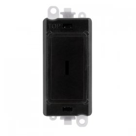 Click Grid Pro GM2014BK 2 Way Retractive Key Switch Module Black