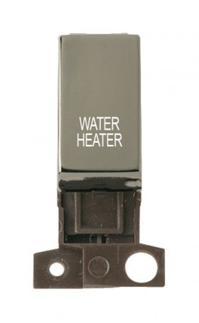 Click MiniGrid MD018BNWH Black Nickel DP Water Heater Module