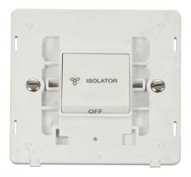 Click Definity 3 Pole Fan Isolator Switch SIN020PW