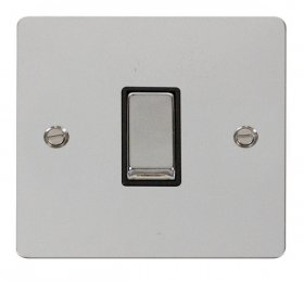 Click Define Polished Chrome Intermediate Switch FPCH425BK