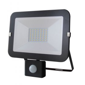 Brackenheath iSpot 10W PIR LED Slimline Floodlight 4K I2013B