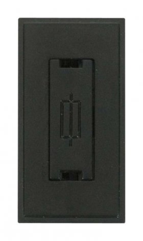 Click New Media MM047BK 13A Fuse Module Black