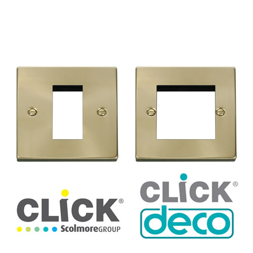 Deco Satin Brass New Media