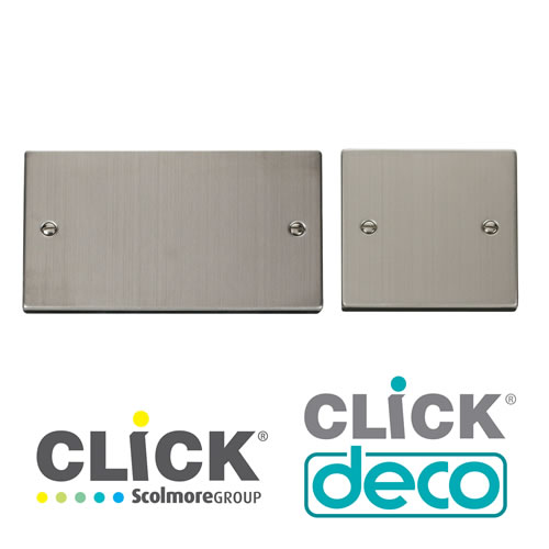Deco Stainless Steel Blanks