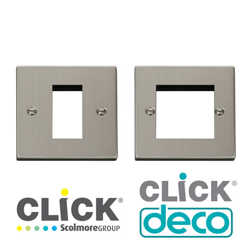 Deco Stainless Steel New Media