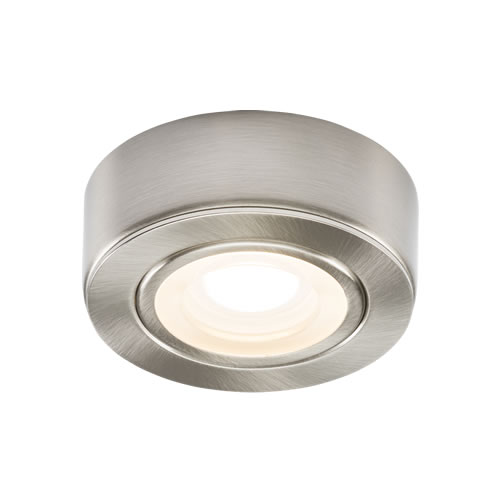 Knightsbridge B/Chrome 230V 2W LED 3000K Under Cabinet Light