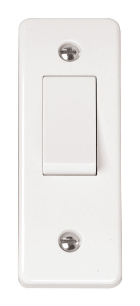 Click Mode 1 Gang 2 Way Architrave Switch CMA171