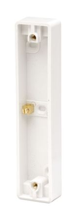 Click Mode 2 Gang Architrave Pattress CMA176