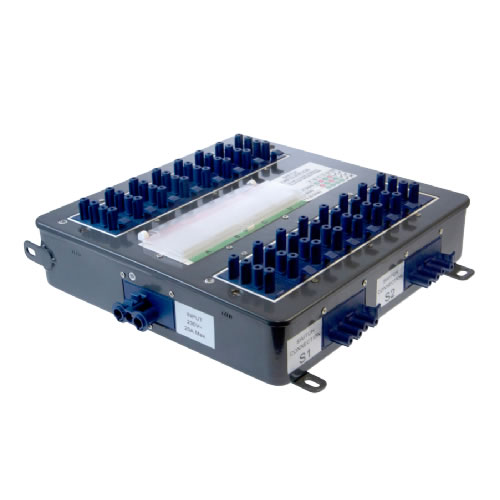 Click Flow CT1016 20A 16 Way Lighting Management Box