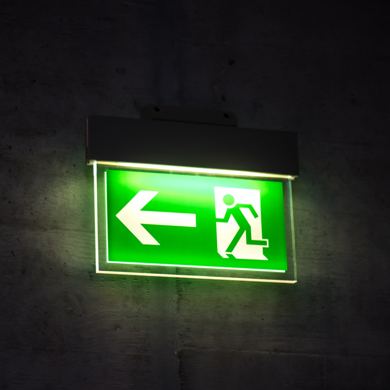 LED Emergency Lighting
