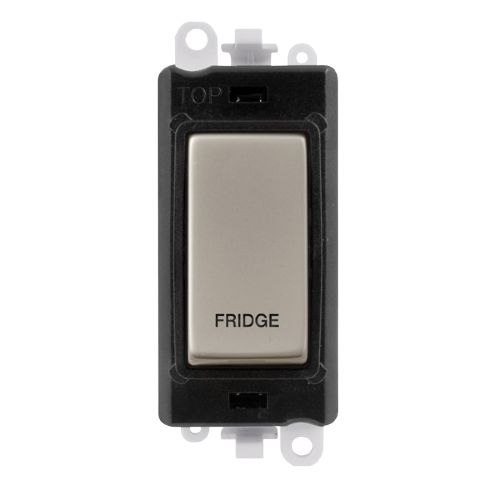 Click Grid Pro GM2018BKPN-FD DP Sw Mod Black Pearl Nickel Fridge