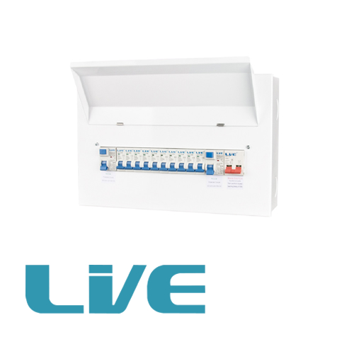 LIVE Electrical Consumer Units