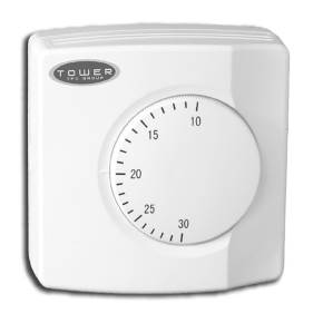 Tower Optimum Room Thermostat Suitable for Combi Boilers STTRSN