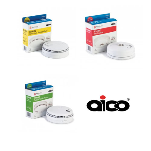 Fire and CO Detectors