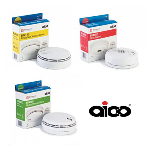 Aico Fire and CO Detection