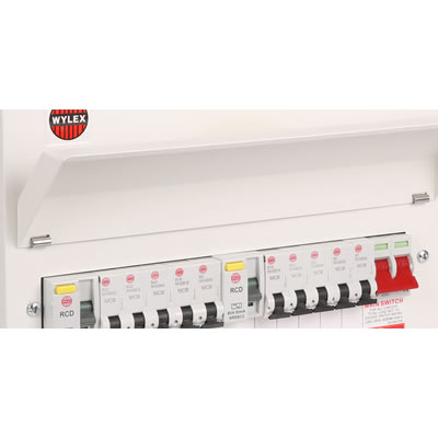 Click4Electrics supplies a comprehensive range of circuit protection products from industries leading brands. From domestic consumer units to commercial distribution boards and everything in between. We are sure we have the right products at the best price whatever your requirements might be.