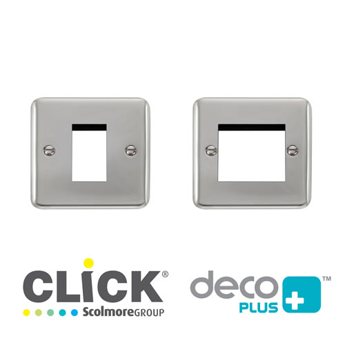 Deco Plus Chrome New Media