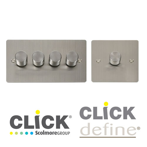 Stainless Steel Dimmers