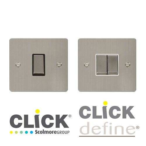 Stainless Steel Switches