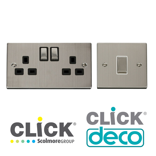 Click Deco Stainless Steel