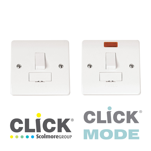 Click Mode White Connection Unit