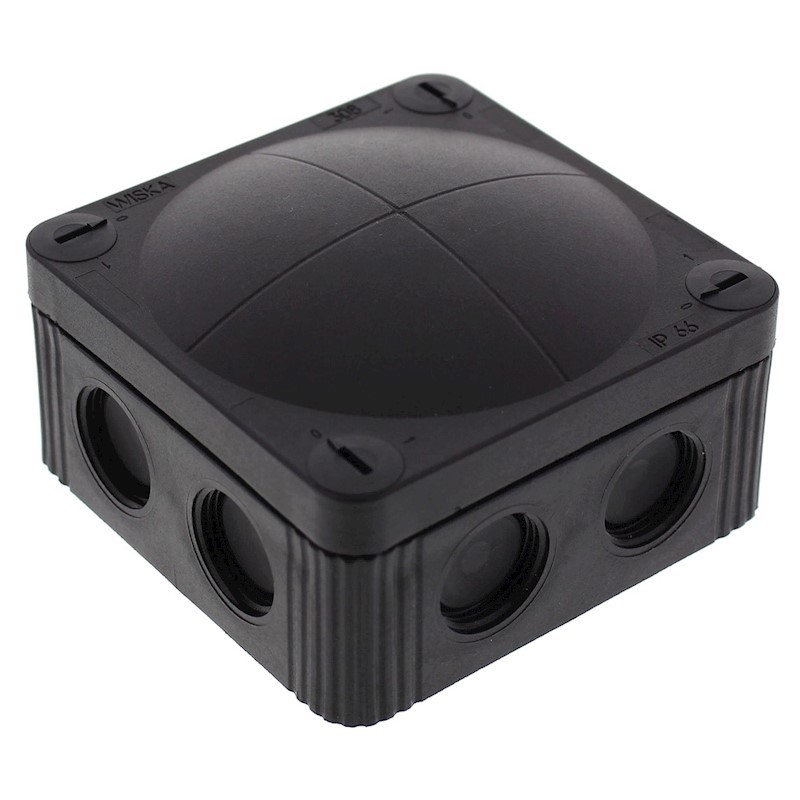 Weatherproof PVC Adaptable Boxes