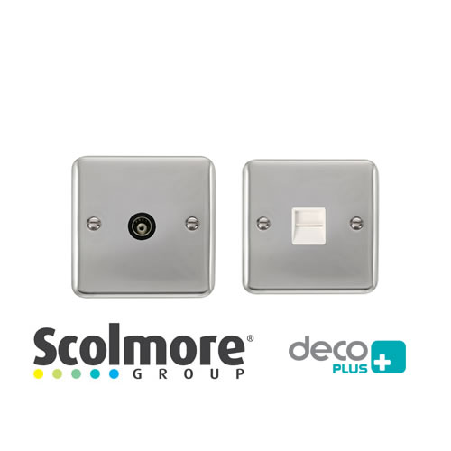 Deco Plus TV, Data & Tel