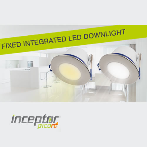 Inceptor Pico FG LED Downlighter