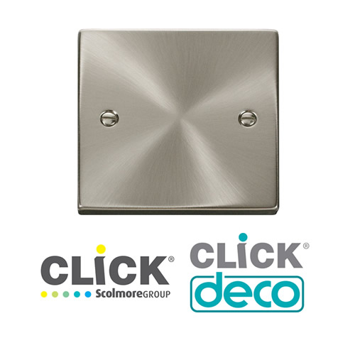 Click Deco Blank Plates