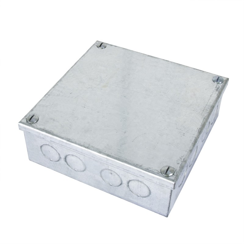 Galvanised Steel Adaptable Boxes