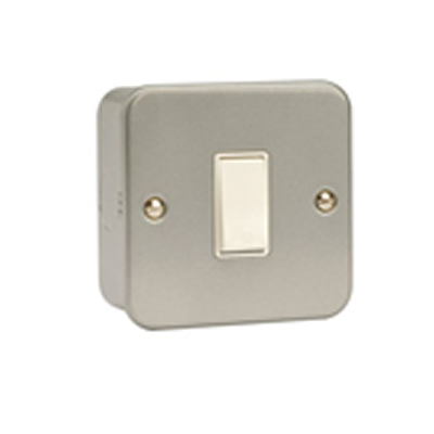 Click Metal Clad Plate Switches