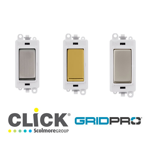 Grid Pro Modules White Inserts