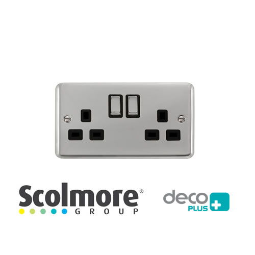 Deco Plus Socket Outlets