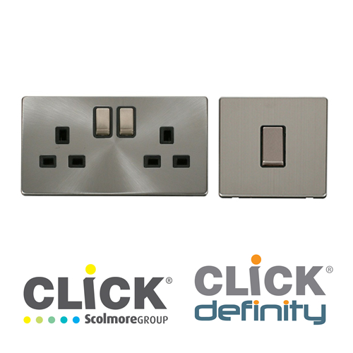Click Definity Flat Plate