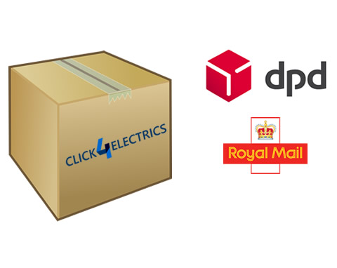 DPD & Royal Mail