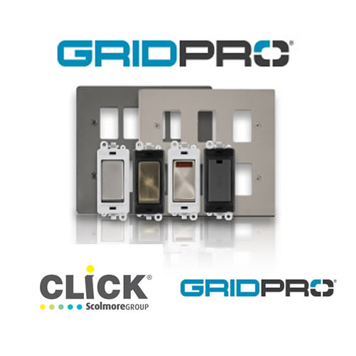 Click GridPro Plates & Modules