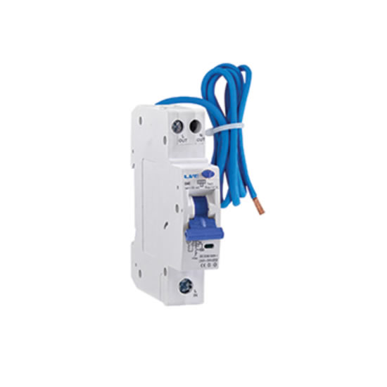 Live Electrical 40A Single Module B Type Mini RCBO RS140B-030