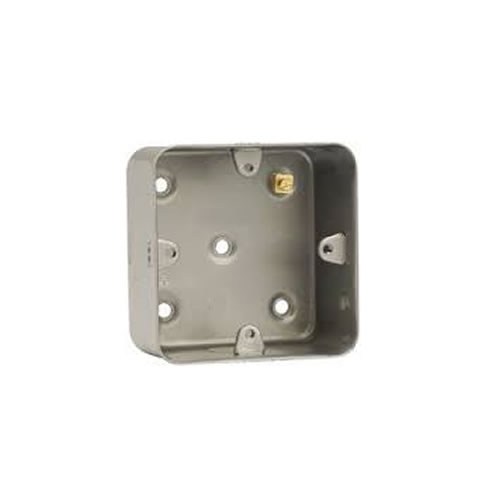 Click Metal Clad Mounting Boxes