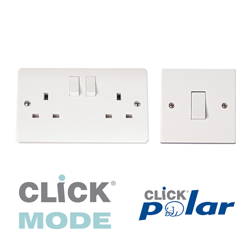 Plastic Switches & Sockets