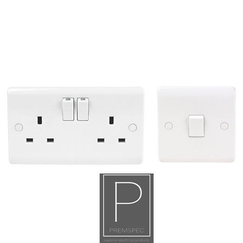 PremSpec Switches & Sockets