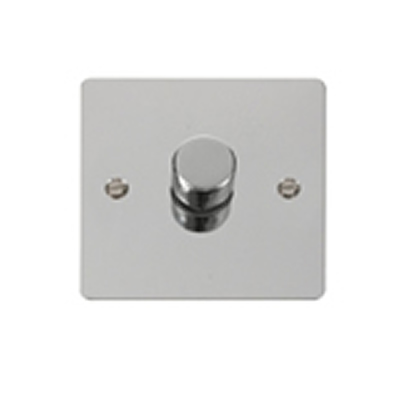 Polished Chrome Dimmers